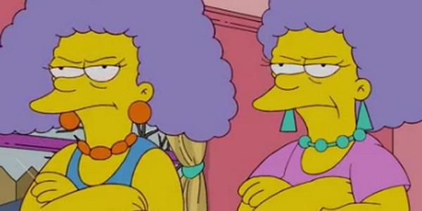 The-Simpsons-Patty-Selma